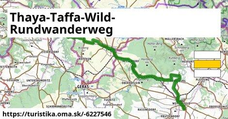 Thaya-Taffa-Wild-Rundwanderweg