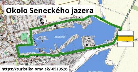 ilustračný obrázok k Okolo Seneckého jazera