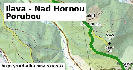 ilustračný obrázok k Ilava - Nad Hornou Porubou