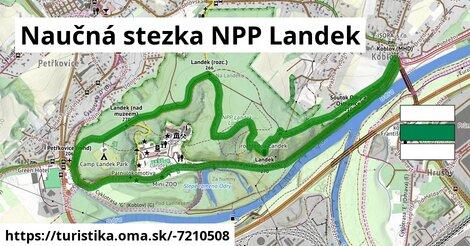 Naučná stezka NPP Landek
