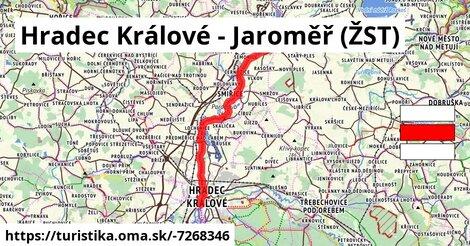 Hradec Králové - Jaroměř (ŽST)