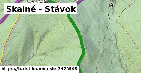 ilustračný obrázok k Šarbov - Stávok
