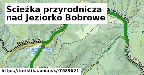 Ścieżka przyrodnicza nad Jeziorko Bobrowe