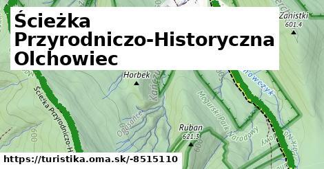 Ścieżka Przyrodniczo-Historyczna Olchowiec