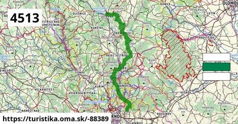 [Z] Bílovice nad Svitavou - Letovice