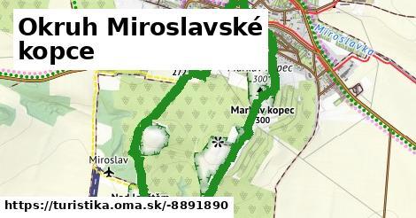 Okruh Miroslavské kopce