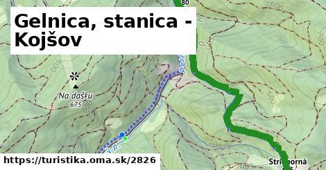 ilustračný obrázok k Gelnica, stanica - Kojšov