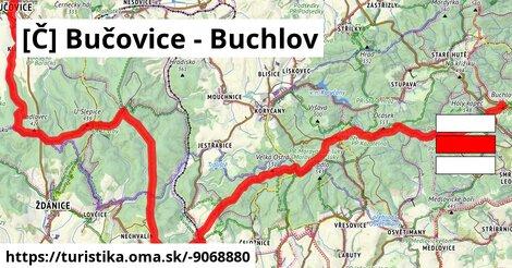 [Č] Bučovice - Buchlov