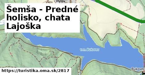 ilustračný obrázok k Šemša - Predné holisko, chata Lajoška