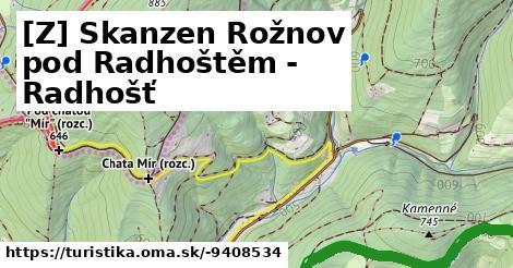Zelená turistika