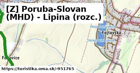 [Z] Poruba, Slovan-Lipina