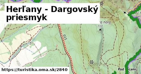 ilustračný obrázok k Herľany - Dargovský priesmyk