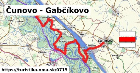 Čunovo - Gabčíkovo