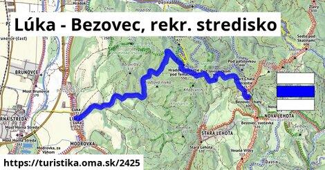 Lúka - Bezovec, rekr. stredisko