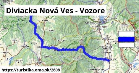 Diviacka Nová Ves - Vozore