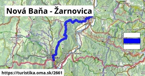 Nová Baňa - Žarnovica