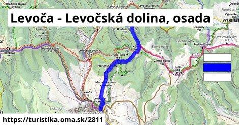 Levoča - Levočská dolina, osada