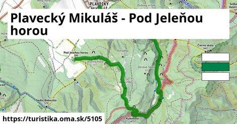 Plavecký Mikuláš - Pod Jeleňou horou
