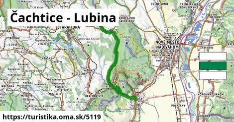 Čachtice - Lubina