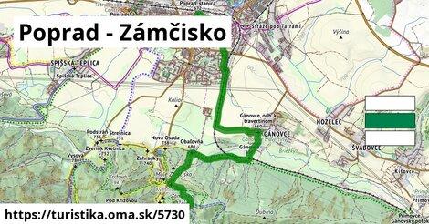 Poprad - Zámčisko