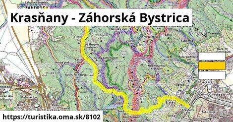 Krasňany - Záhorská Bystrica