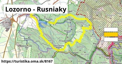 Lozorno - Rusniaky