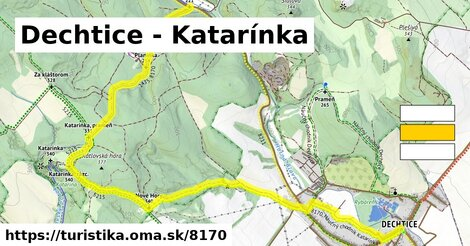 Dechtice - Katarínka