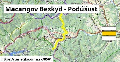 Macangov Beskyd - Podúšust