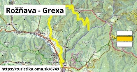 Rožňava - Grexa