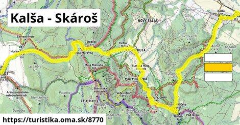 Kalša - Skároš