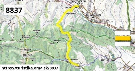 Červenica pri Sabinove - Uzovské Pekľany