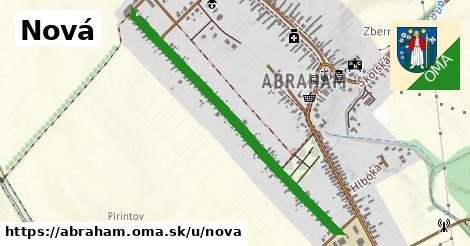 ilustračný obrázok k Nová, Abrahám