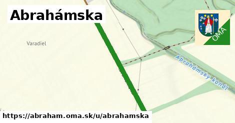 ilustrácia k Abrahámska, Abrahám - 403m