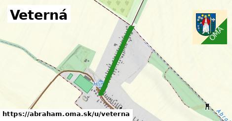 ilustrácia k Veterná, Abrahám - 485m