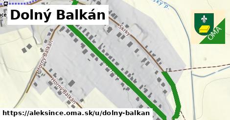 ilustračný obrázok k Dolný Balkán, Alekšince