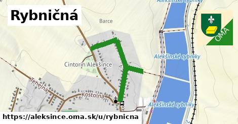 ilustrácia k Rybničná, Alekšince - 673m