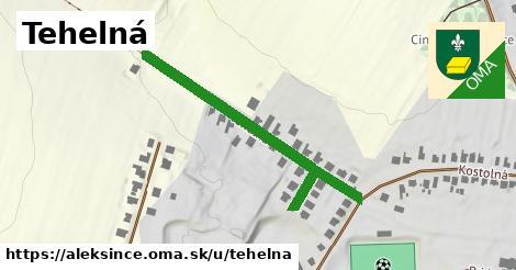 ilustrácia k Tehelná, Alekšince - 448m
