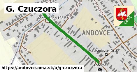 ilustrácia k G. Czuczora, Andovce - 454m