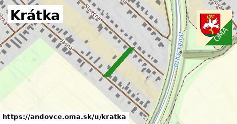 ilustrácia k Krátka, Andovce - 126m