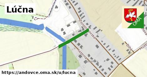 ilustrácia k Lúčna, Andovce - 182m