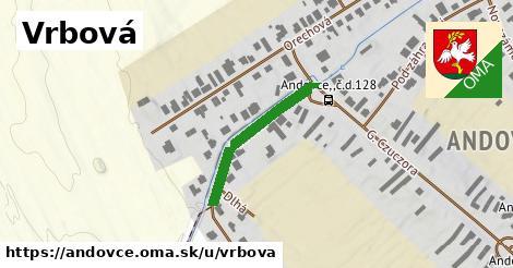 ilustrácia k Vrbová, Andovce - 243m