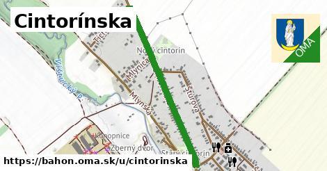 ilustrácia k Cintorínska, Báhoň - 0,80km