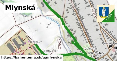 ilustrácia k Mlynská, Báhoň - 0,81km