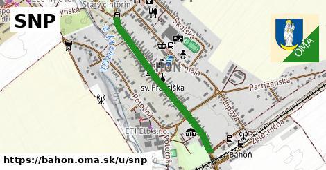 ilustrácia k SNP, Báhoň - 0,76km