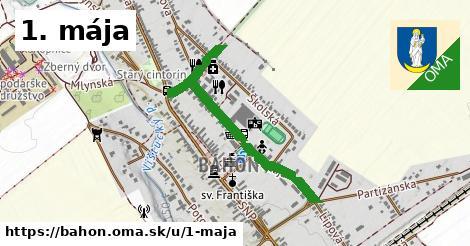 ilustrácia k 1. mája, Báhoň - 0,80km
