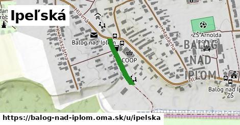 ilustrácia k Ipeľská, Balog nad Ipľom - 164m