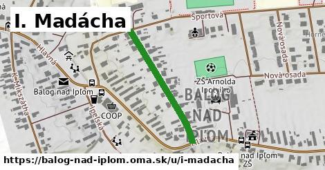 ilustrácia k I. Madácha, Balog nad Ipľom - 299m