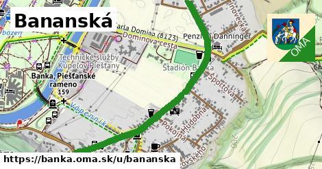 ilustračný obrázok k Bananská, Banka