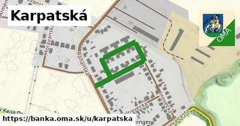 ilustrácia k Karpatská, Banka - 417m
