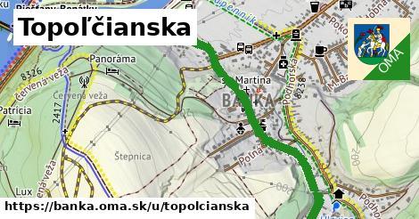 ilustrácia k Topoľčianska, Banka - 1,81km